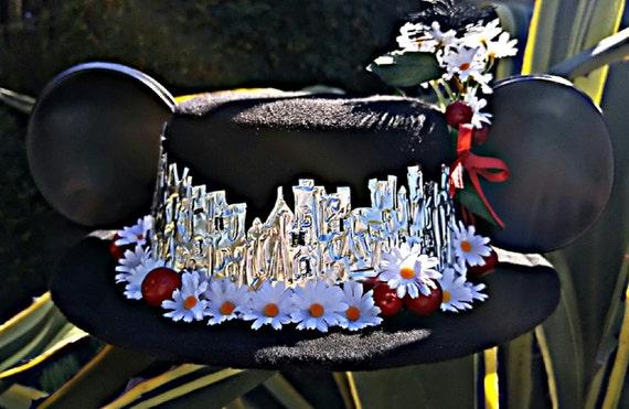 Mary Poppins Hat. Mary Poppins Mickey Ears. Boat Hat. Mickey Ears