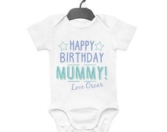 Shopagift Baby Mummy Will You Marry My Daddy Sleepsuit Romper