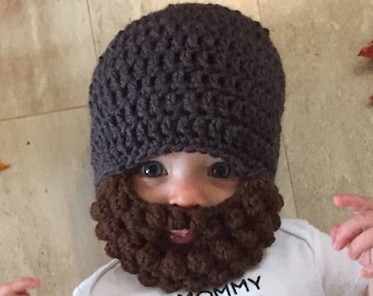 Beard hat, crochet beard hat, crochet beard beanie, lumberjack hat, lumberjack party, lumberjack costume