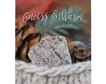 Geology Blanket - Soft Throw Blanket - Gift for Geologists - Geology Pun Decor