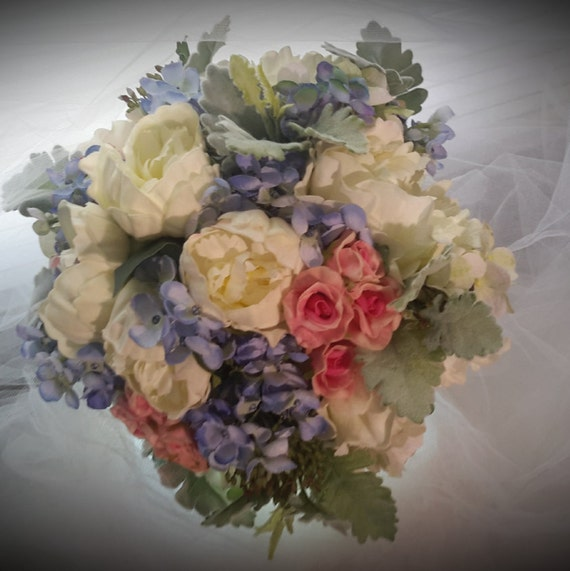Mixed Flower Bouquet Summer Flower Wedding Bouquet Sping