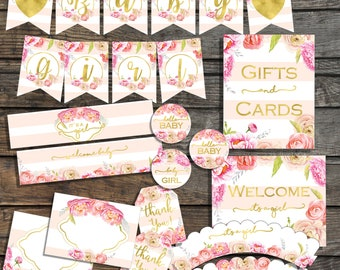 Baby Shower Package Etsy
