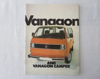 Vanagon | Etsy