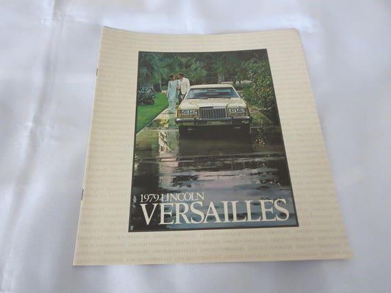 1975 Mercury Bobcat 12-page Original Sales Brochure Catalog
