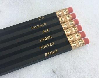 Beer Types Set