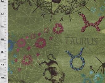 Fabri-Quilt New Dawn Taurus Cotton Fabric By The Half Metre