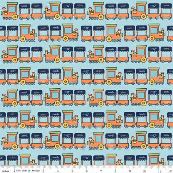 Riley Blake Pieces of Hope 2 Bus C3401 Multi 100/% cotton fabric by the yard