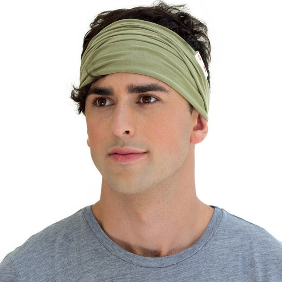 ENSO Classic Safari Green Men s Headband. Best Selling  7dcad003897