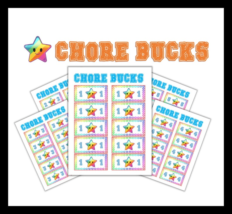 graphic about Printable Reward Bucks referred to as Chore Pounds for Young children Practices Clroom Money Allowance  Fee Dave Ramsey Benefit Monetary Printable PDF