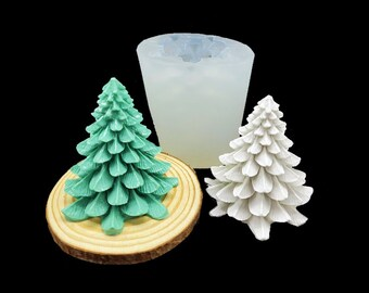 Handmade Silicone Mold Mould for deco sugar chocolate dessert ice resin candle wax clay plaster diffuser soap 3D Bride