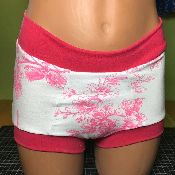 Tuck Buddies 2.0 - Hot Pink Flower - adult sizes