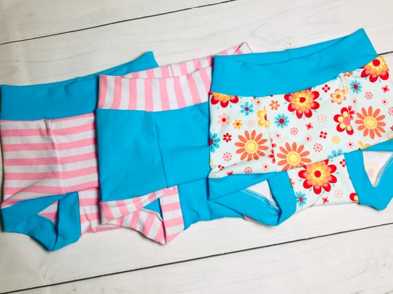 Tuck Buddies 2.0 - Custom - 3 pack kiddo sizes