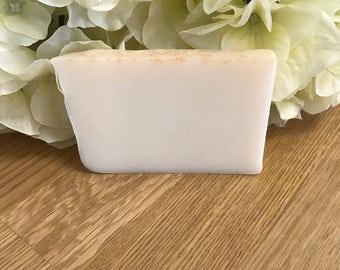 Almond Honey Soap