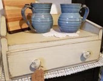 Single drawer k-cup or essential oil holder