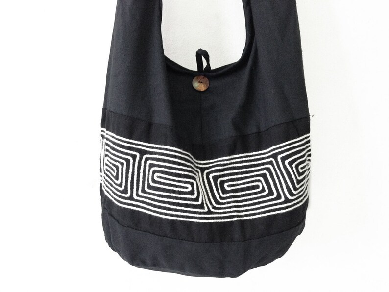 5880c28b9cc7 Thai sling bag shoulder bag crossbody bag yaam tote hippie