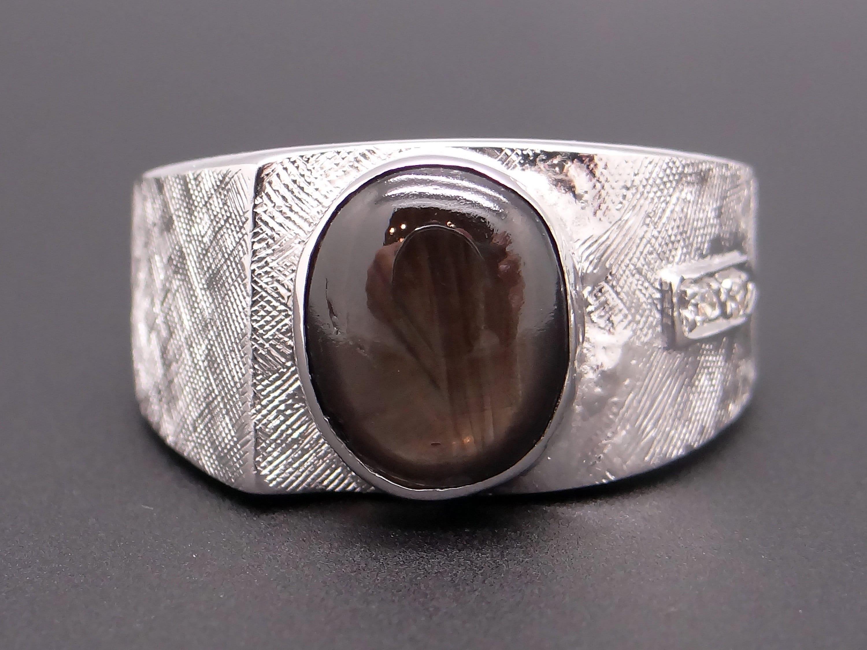 3.52ct Brilliant Cut  Engagement Ring Size 8