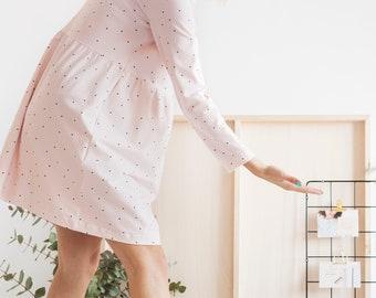 Vestido Y Faldas simple Coser gracia fácil Principiante Patrón De Costura TALLAS 8-20 sin cortar