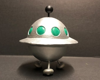 Skyrunner Fanmade Figure inspired by Earthbound/Mother Series