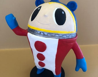 Teddie (Kuma) Fanmade Figure Inspired by the Persona Series