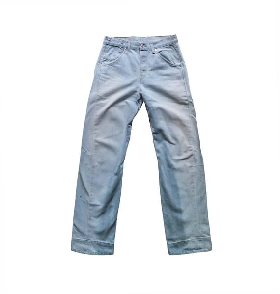 Amazing Vintage Straight Leg Levis 821, Size 30 //