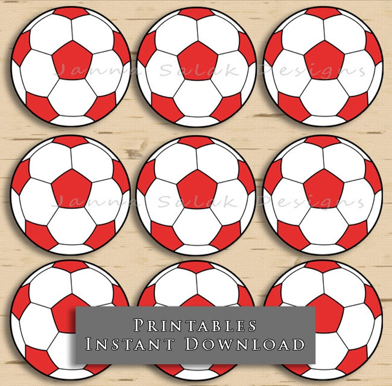 graphic about Soccer Ball Printable named 2\