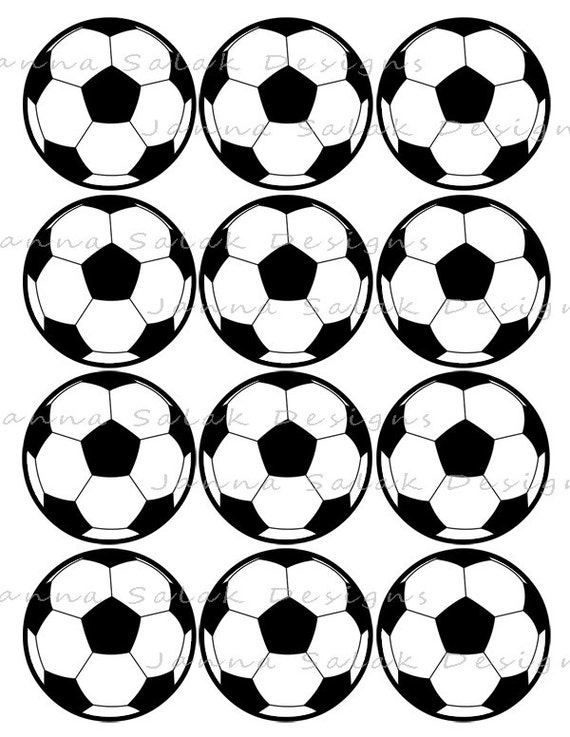 photograph about Soccer Ball Printable known as 2.5\
