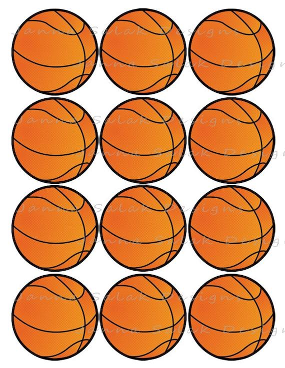 graphic regarding Basketball Printable known as 2.5\