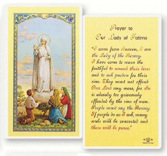 Saint Josephine Bakhita Gebet Sich St.Josephine Laminiert Heilig Karte