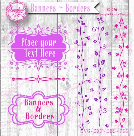 Get Svg Element Bundle, Svg Swirls, Swirls Svg, Svg Borders, Doodles Svg, Banners And Flourishes Svg, Borders Svg, Svg Leaf, Flower And Vine Svg SVG