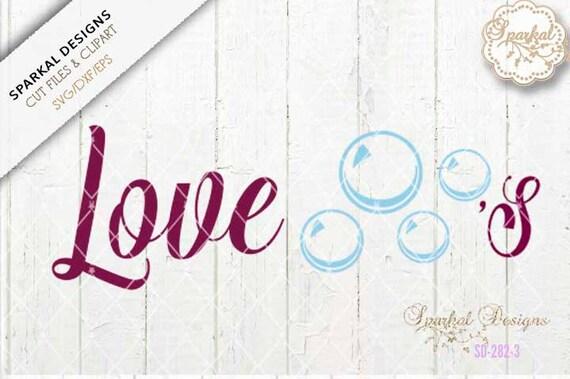 Bath Tray Design Love Bubble Cutting File Svg Dxf Eps Etsy