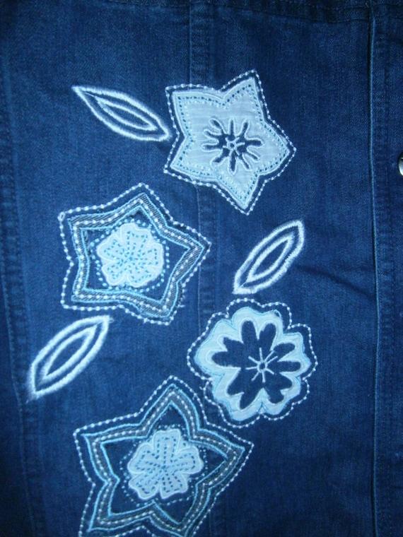 Women's Denim Shirt/Jacket - image 3