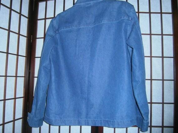 Women's Denim Shirt/Jacket - image 2