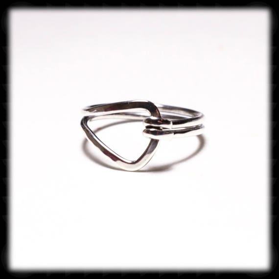 Foldover Ring