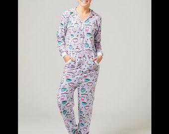 5cc0e249e4ee Cupcake pajamas
