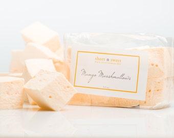 Mango gourmet marshmallows (2 pack)