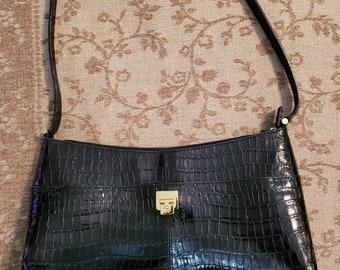 3234e0b03f14 Etienne Aigner Genuine Leather Handbag