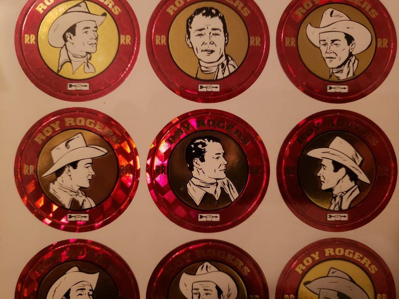 Roy Rogers Corral Cap Collection