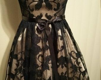 B. Darlin Lace Party Dress.