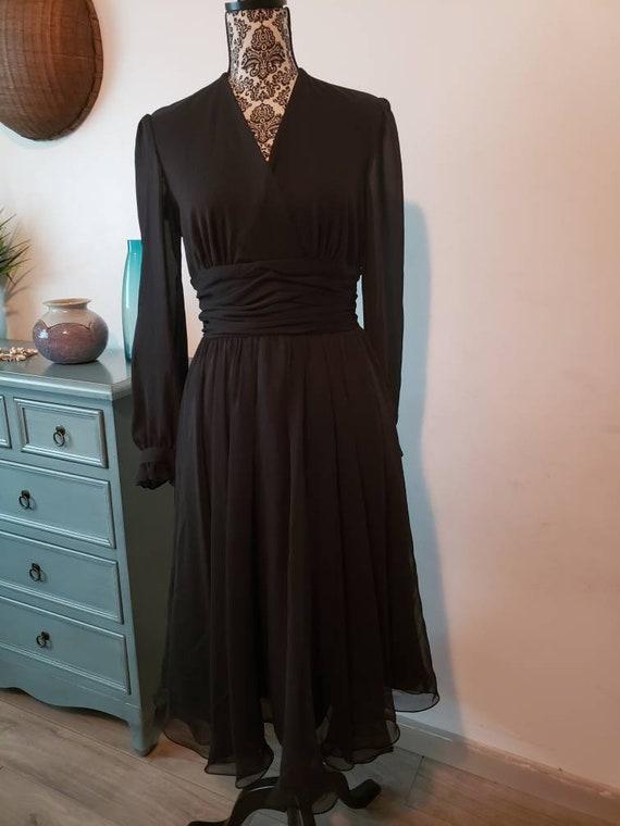 Miss Elliette of California Cocktail Dress.