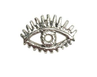 Silver Eye Stud (Single)
