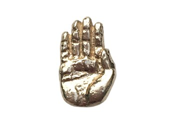 Brass Right Hand Stud (Single)