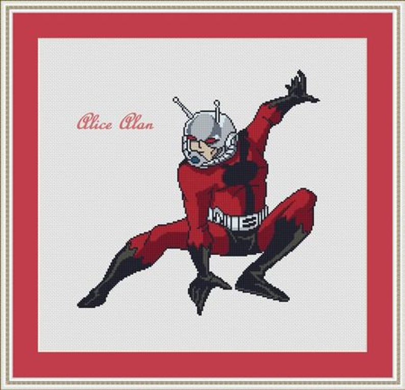 Pdf ant man comic