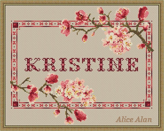 S bouquet de fleurs cœur et papillon Fête Mères cartes cross stitch chart