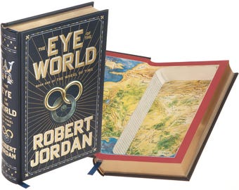 Wheel time map etsy hollow book safe eye of the world by robert jordan leather bound magnetic closure gumiabroncs Gallery