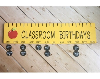 Diy kit classroom birthday board supplies teacher diy kit classroom birthday board supplies teacher birthday board birthday circles supply kit do it yourself kit teacher gift solutioingenieria Images