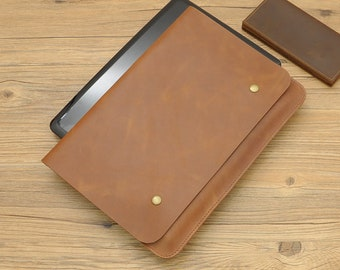 Leather Macbook Pro 13 sleeve, 13 inch laptop bag, laptop sleeve case,laptop sleeves, macbook pro sleeve, macbook sleeve, laptop case