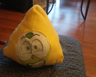 Steven Universe- Peridot Head Pillow Plush