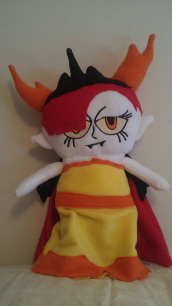 Star Vs The Forces Of Evil Hekapoo Plushie