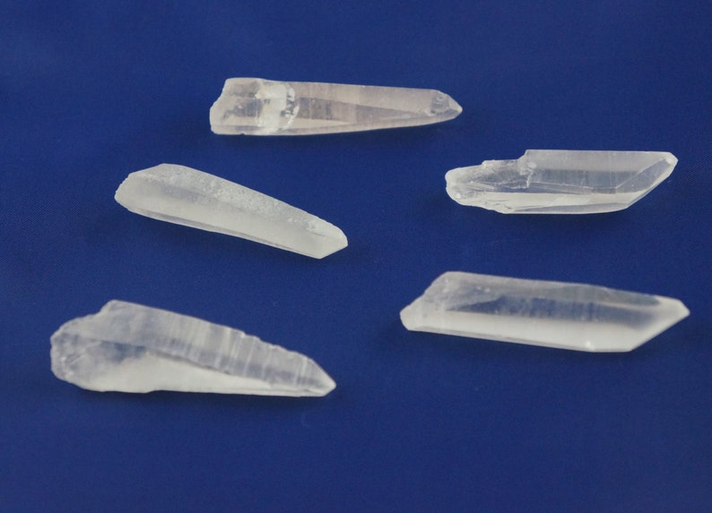 Lemurian seed laser quartz crystal point image 0