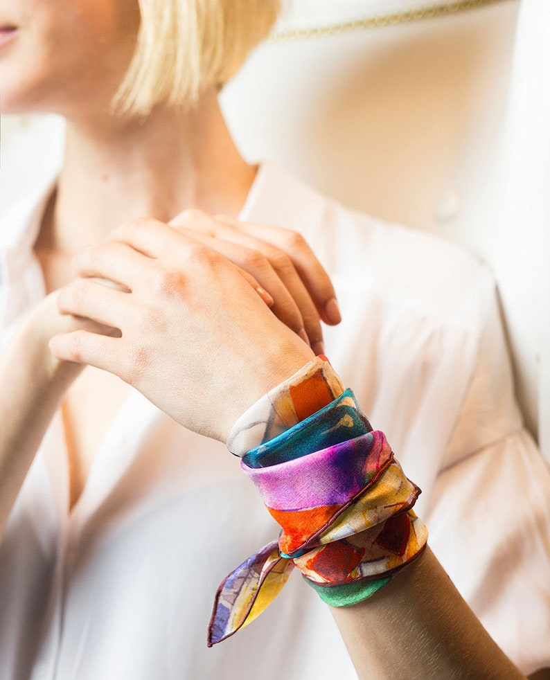 Handkerchief Bracelet